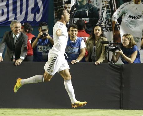 Ronaldo & Suzette