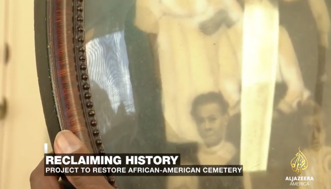Project to restore African-American cemeteries in Florida
